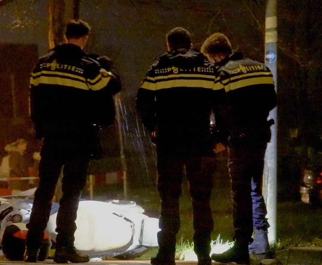 Nibbixwouder (54) omgekomen bij ongeluk met snorscooter in Berkhout