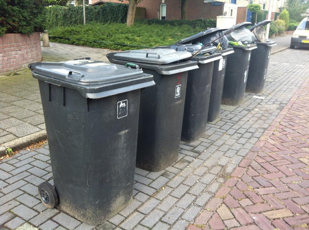 Proef met restafval groot succes in Haarlemmermeer