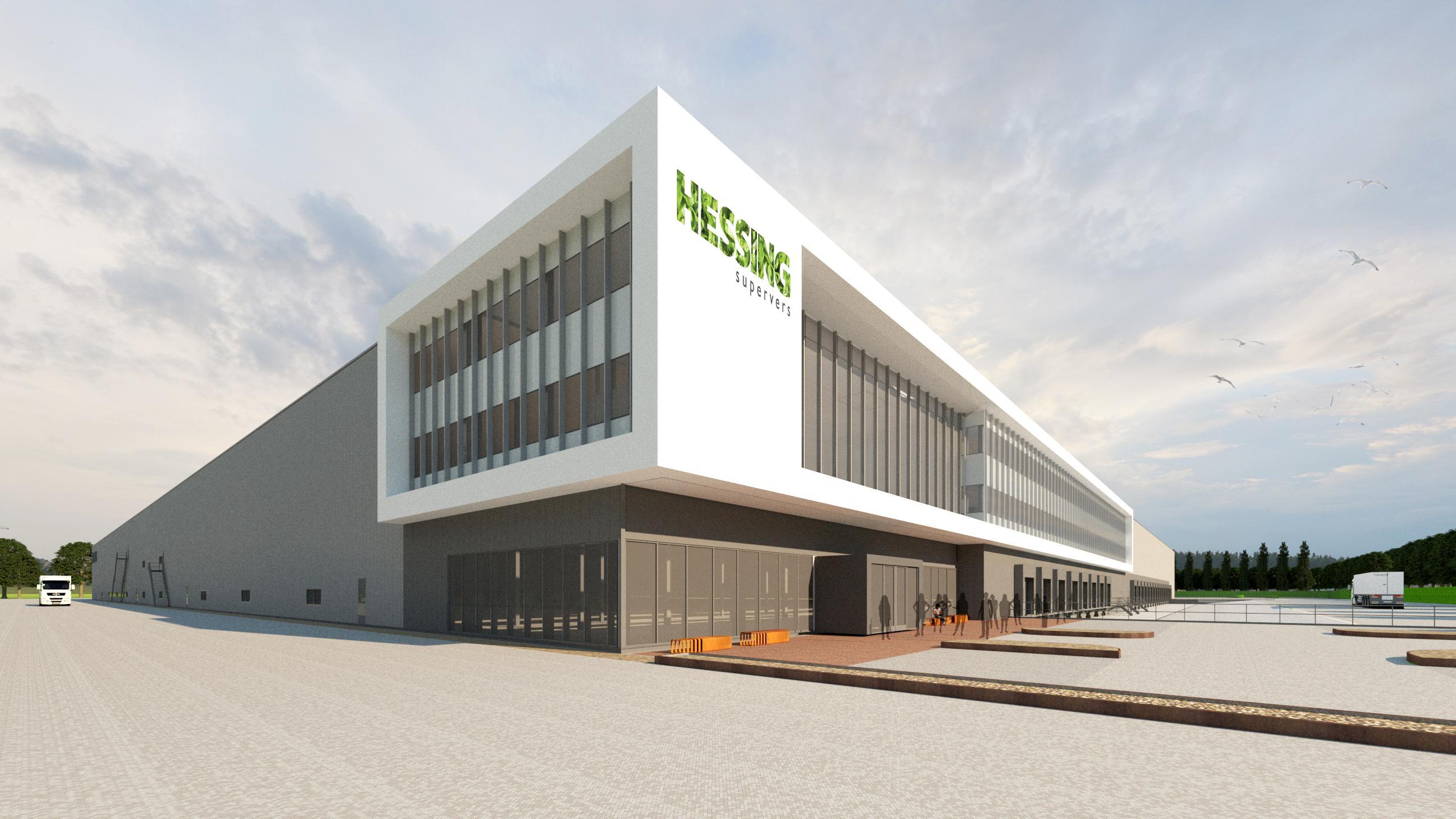 Groentesnijder Hessing bouwt voor tientallen miljoenen nieuwe fabriek in Venlo, 50 banen vervallen in Zwaagdijk
