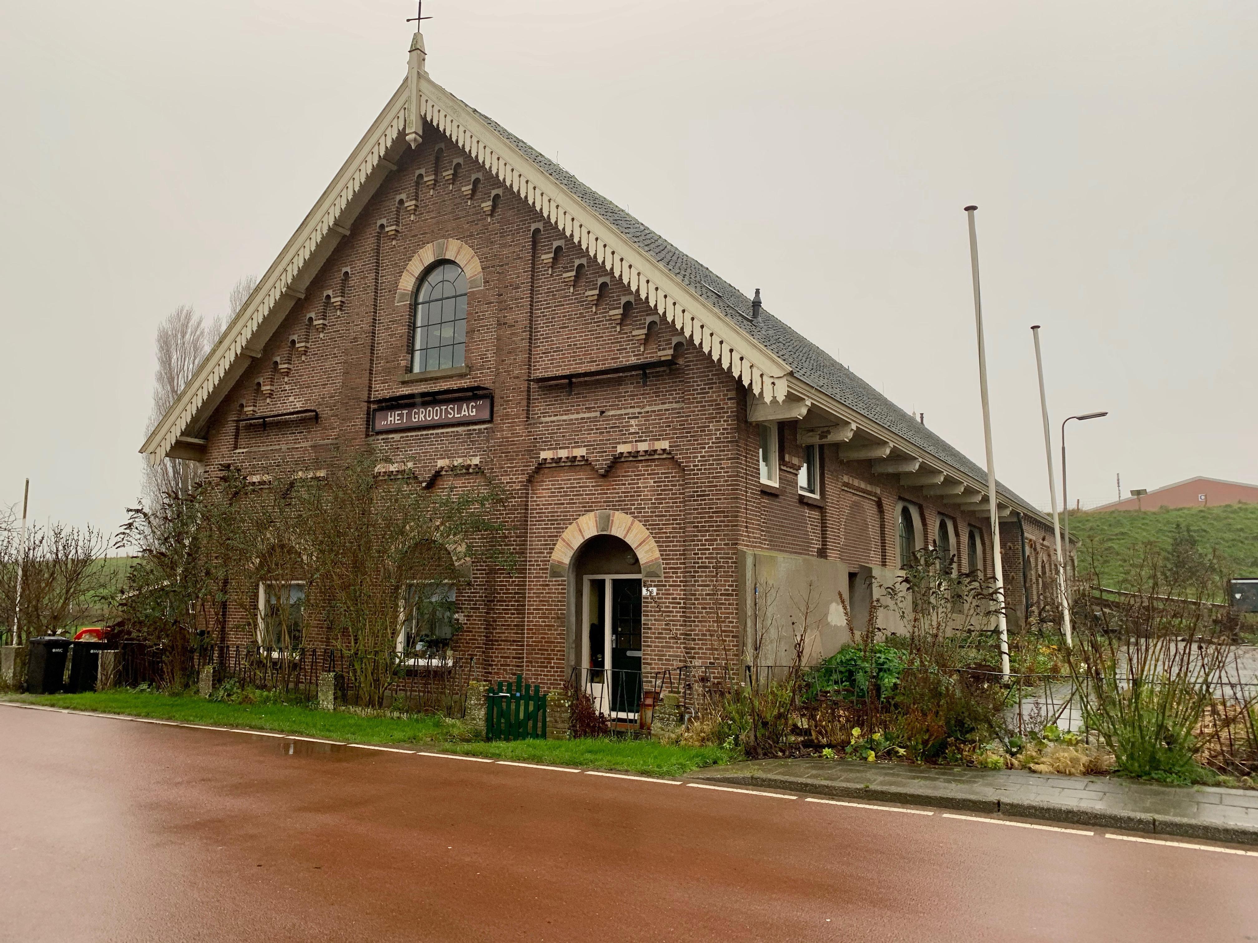 Oude gemaal Andijk te koop: Poldermuseum moet noodgedwongen op kleinere voet verder