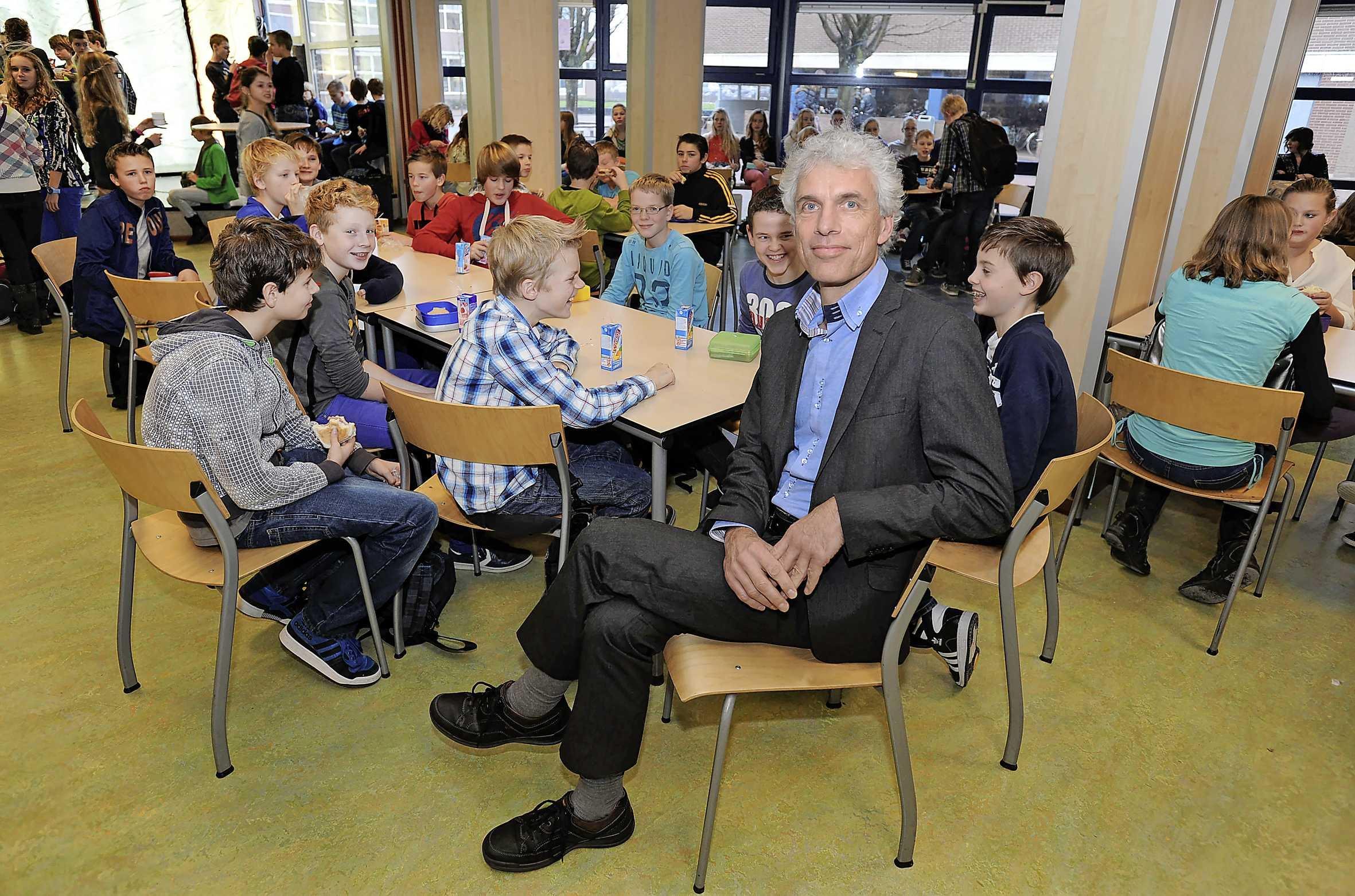 Martinuscollege in Grootebroek betaalt komende vijf jaar werkweek leerlingen
