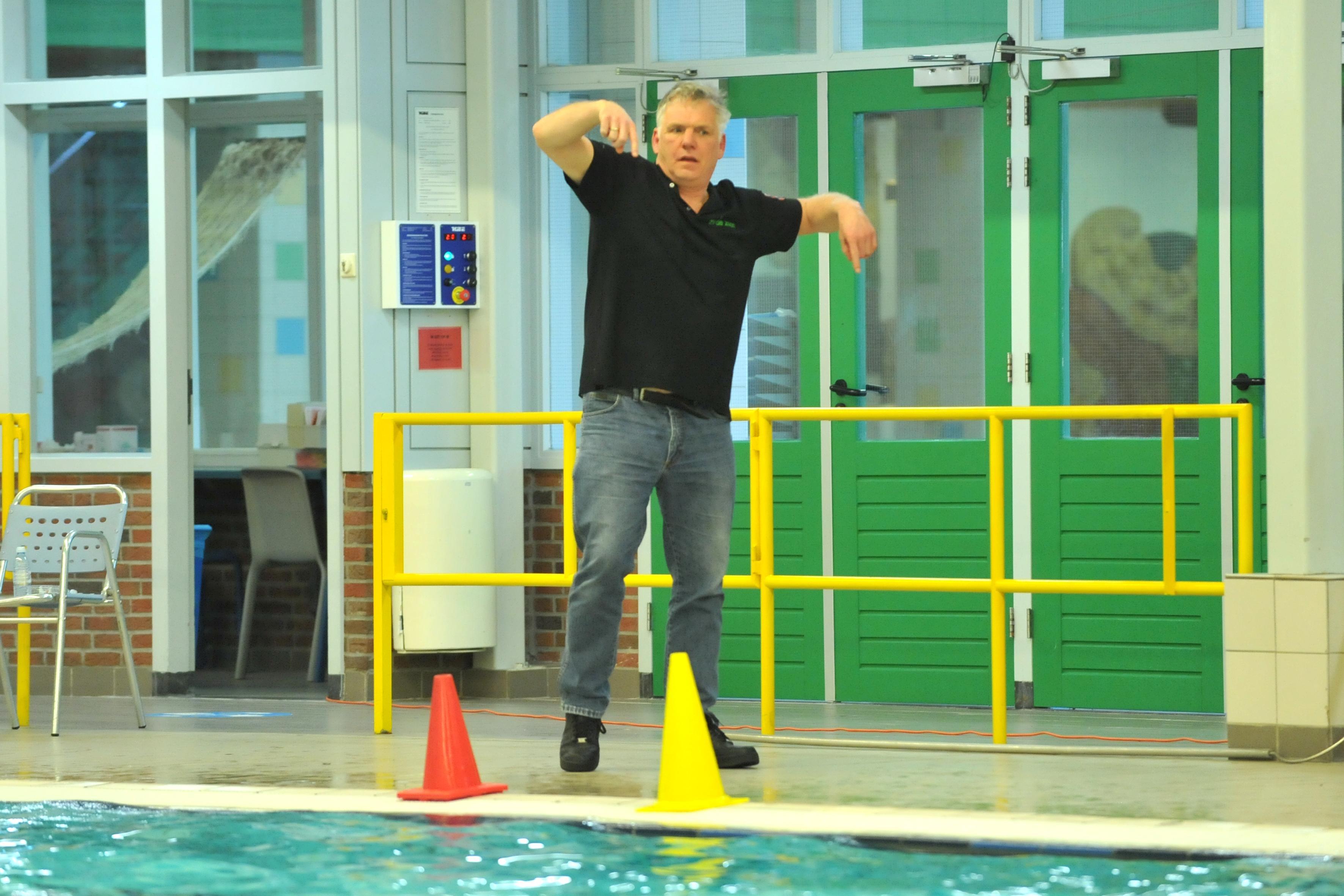 Na beste seizoen in clubhistorie breekt waterpoloclub De Zaan met succestrainer Johan Aantjes
