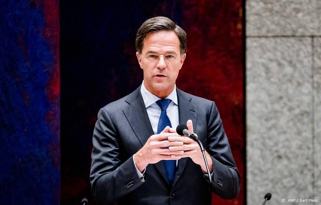 Rutte: Frankrijk staat niet alleen in strijd tegen extremisme