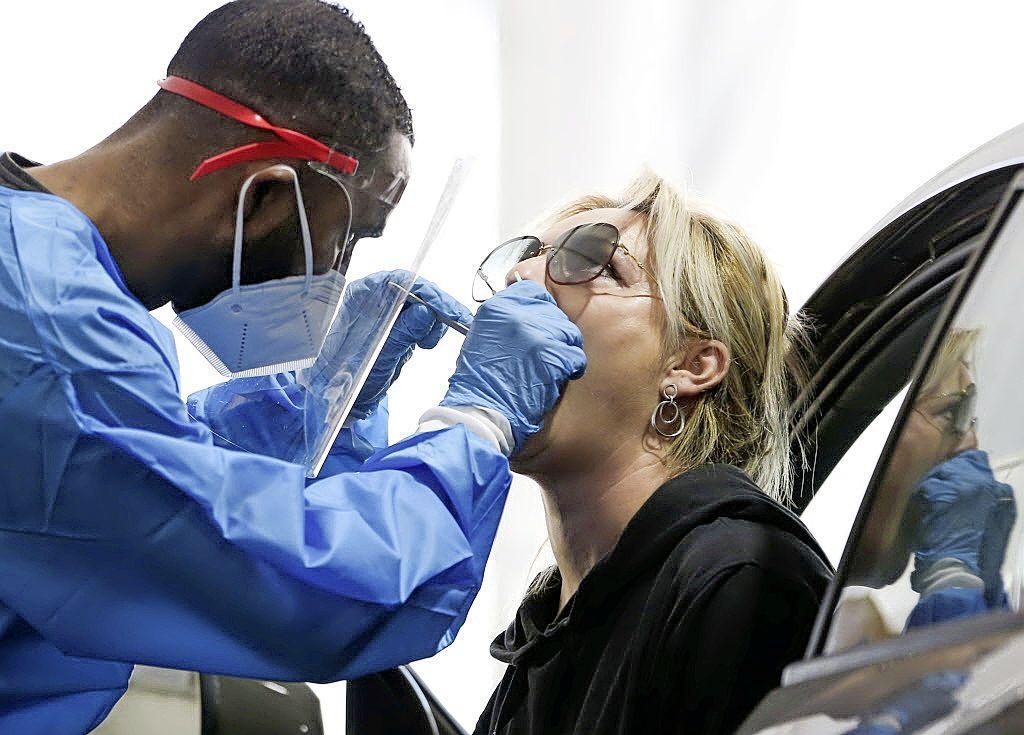 Weer minder nieuwe besmettingen IJmond: 45, wel 5 inwoners naar het ziekenhuis