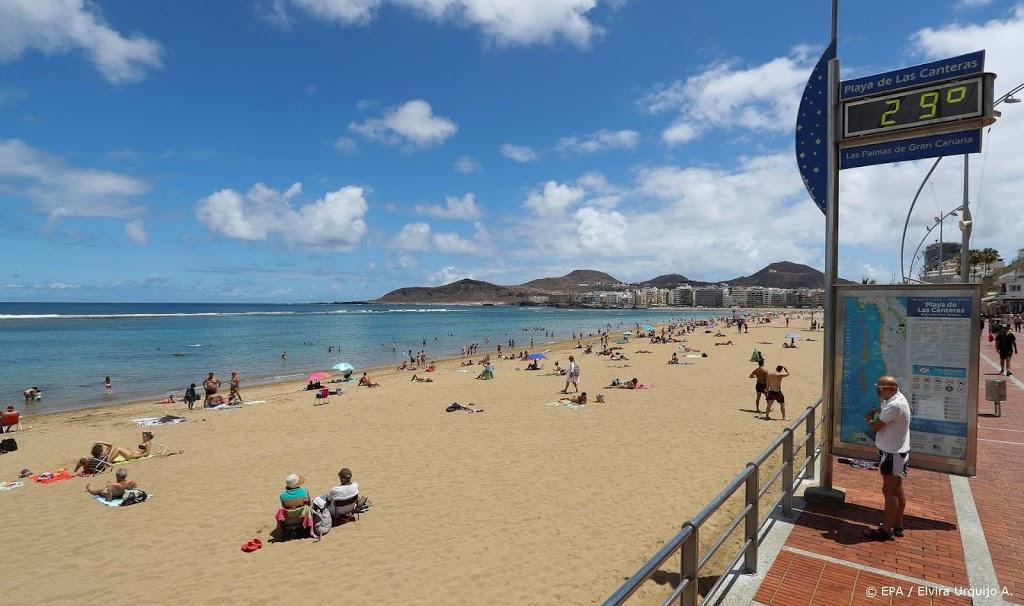 Zes deelnemers testreis Gran Canaria positief