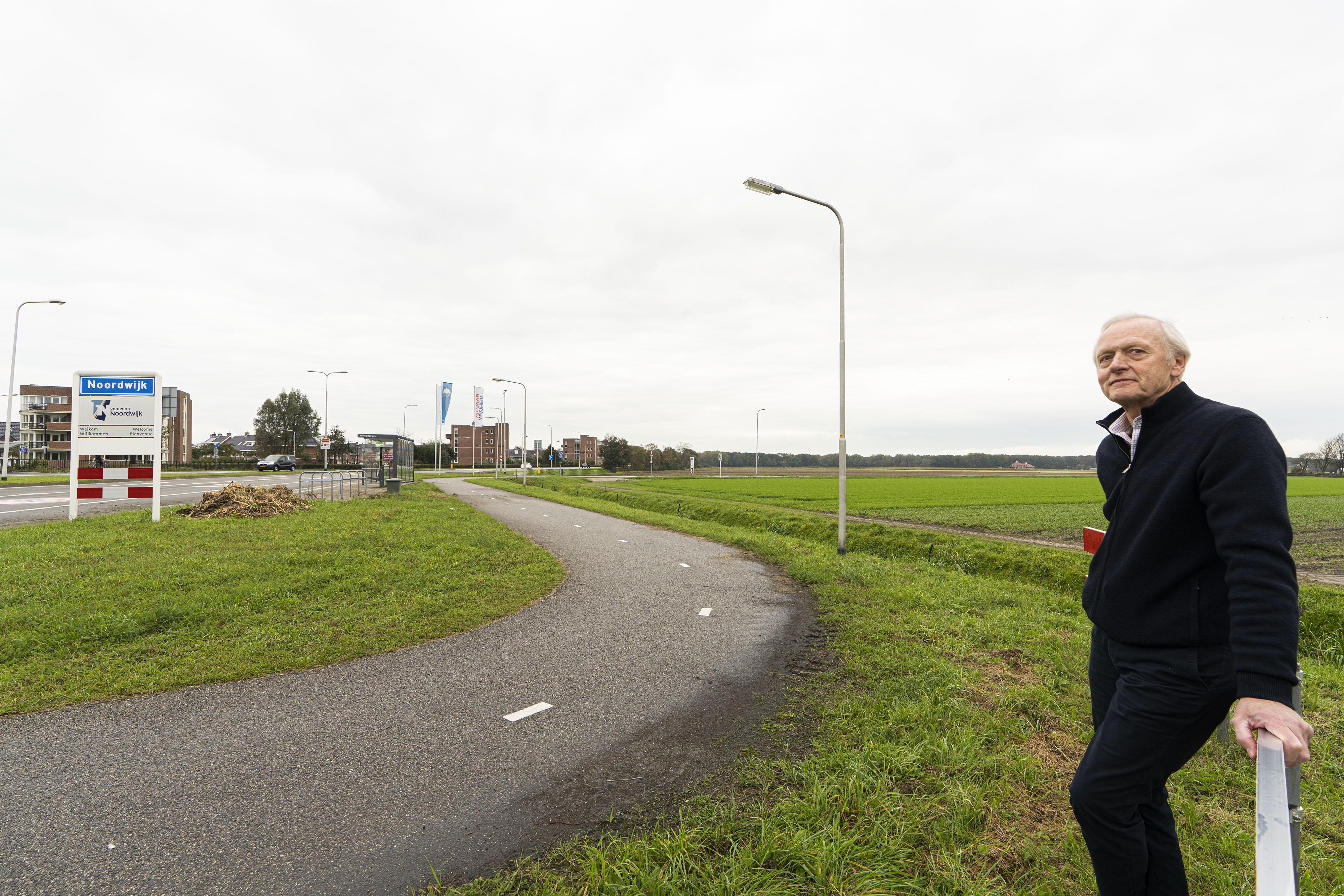 Afzwaaiend voorzitter huurdersbelangenvereniging ontevreden over Noordwijks bouwbeleid: 'Mensen uit de zorg en het onderwijs moeten fatsoenlijk kunnen wonen'