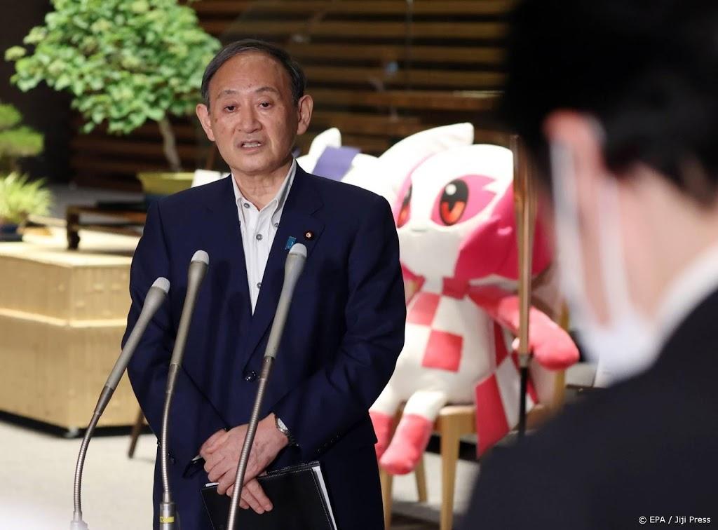 Japan verlengt noodtoestand, verzet tegen Spelen in Japan groeit