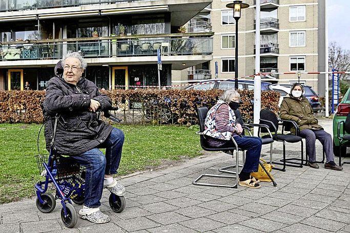 Gaslek in Zaandam: 'Het is in elk geval geen saaie maandagochtend'