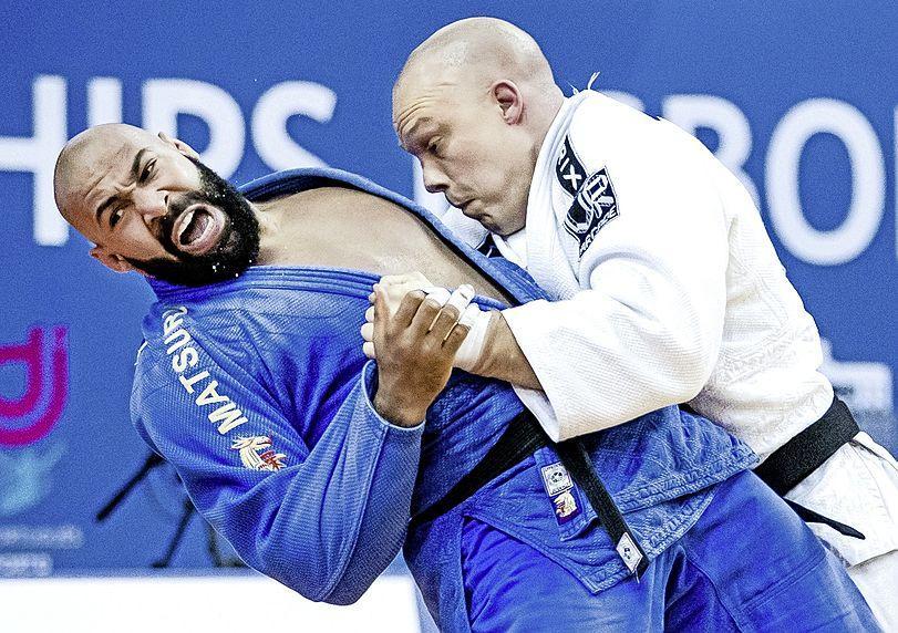 Haarlemse judoka Henk Grol zet met plek in EK-finale grote stap naar Olympische Spelen
