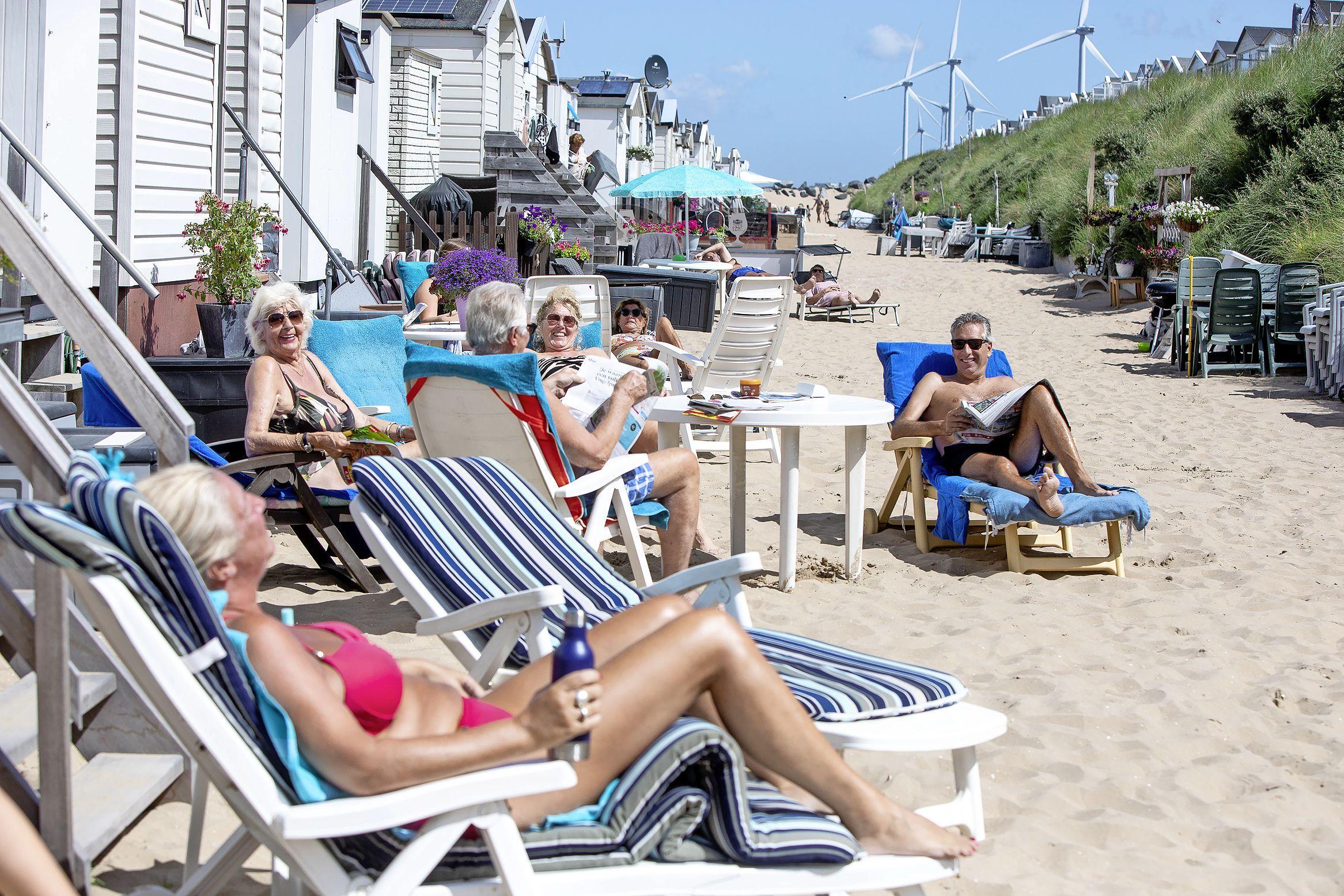 Met een strandhuis is het elke dag vakantie: 'Zodra je op het strand bent, valt alles van je af'