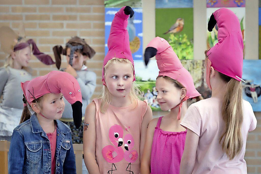 Eindelijk weer vlammen voor publiek: Theaterschool Wat een Drama geeft voorstelling in Santpoort-Noord