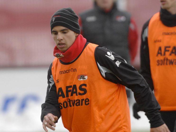 AZ met Maher in selectie tegen Feyenoord