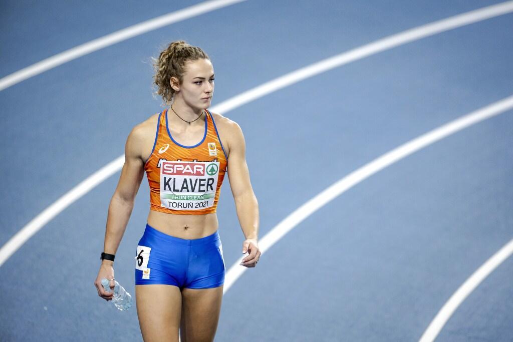 'Ik laat me niet afleiden door discussie rondom het wel of niet doorgaan van de Olympische Spelen'. Atlete Lieke Klaver weet dat ze zich als topsporter moet afsluiten voor ruis