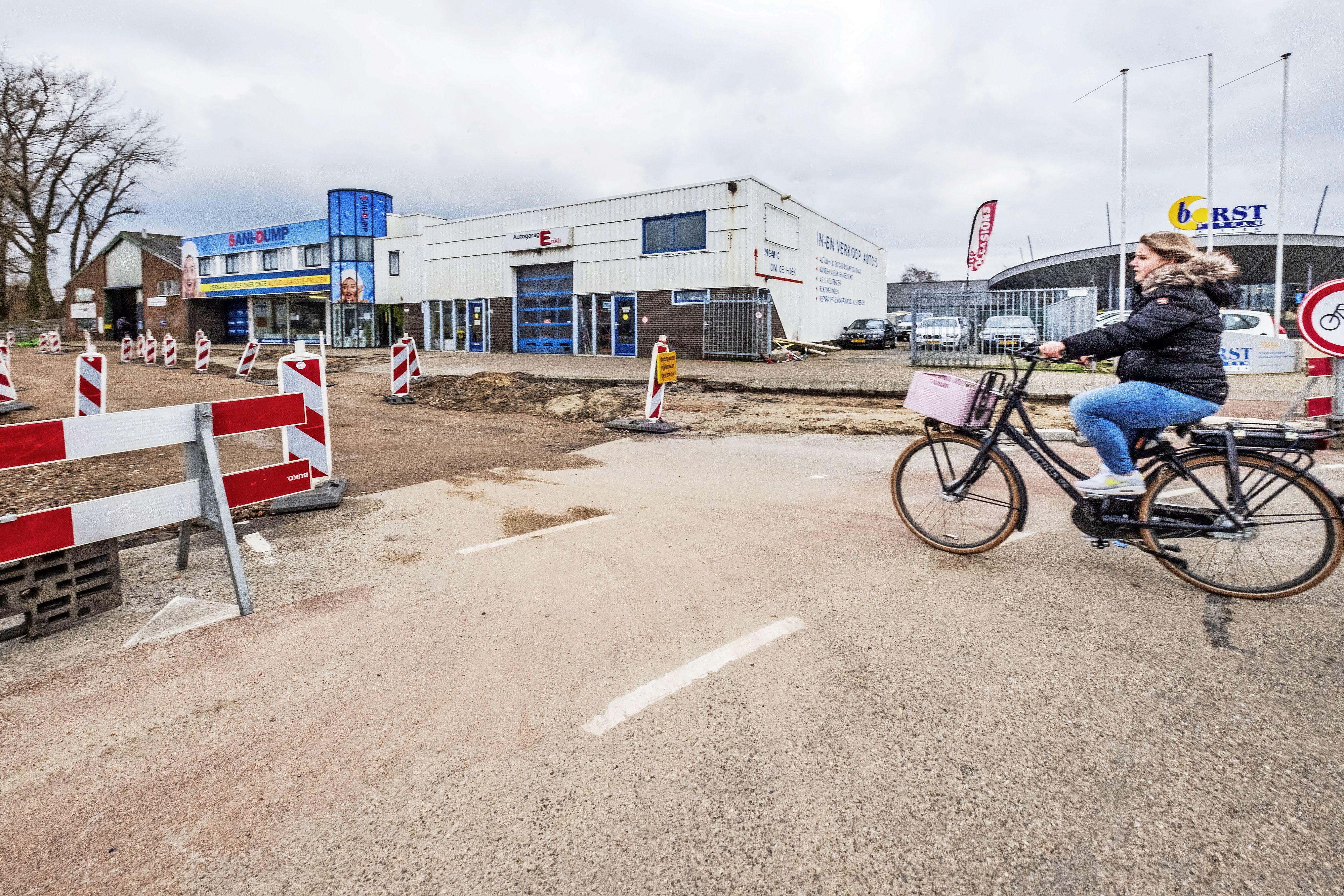 Onderzoek naar faillissement wegenbouwer Kreeft uit Velsen-Noord. Inzet: een meningsverschil over betaling project in Alkmaar