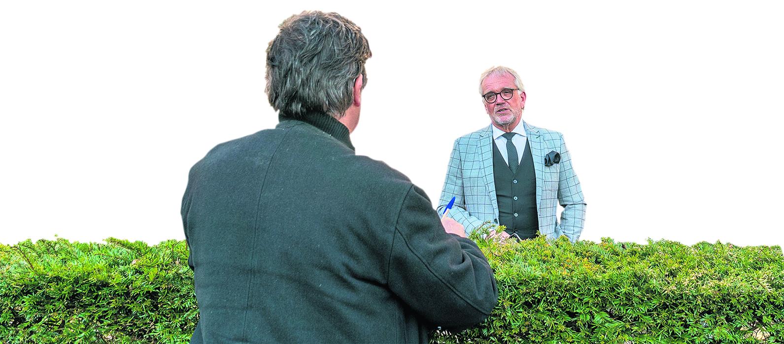 Burgemeester Bruinooge van Alkmaar: 'Die drukte kan echt niet langer, ik moet toch geen winkelstraten hoeven afsluiten?'