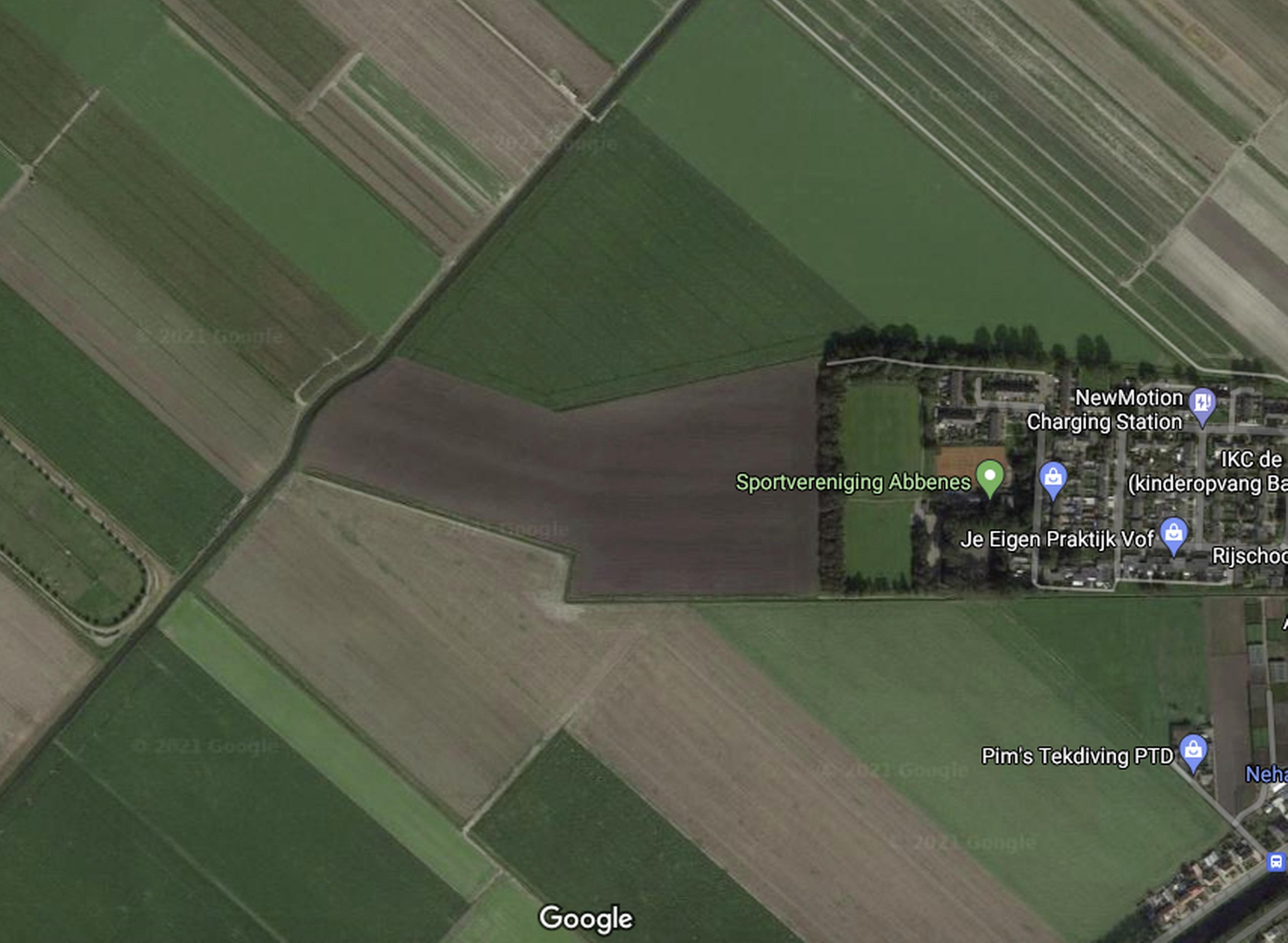 Abbenessers geschokt door bosplan van gemeente, de dorpsraad wist van niets