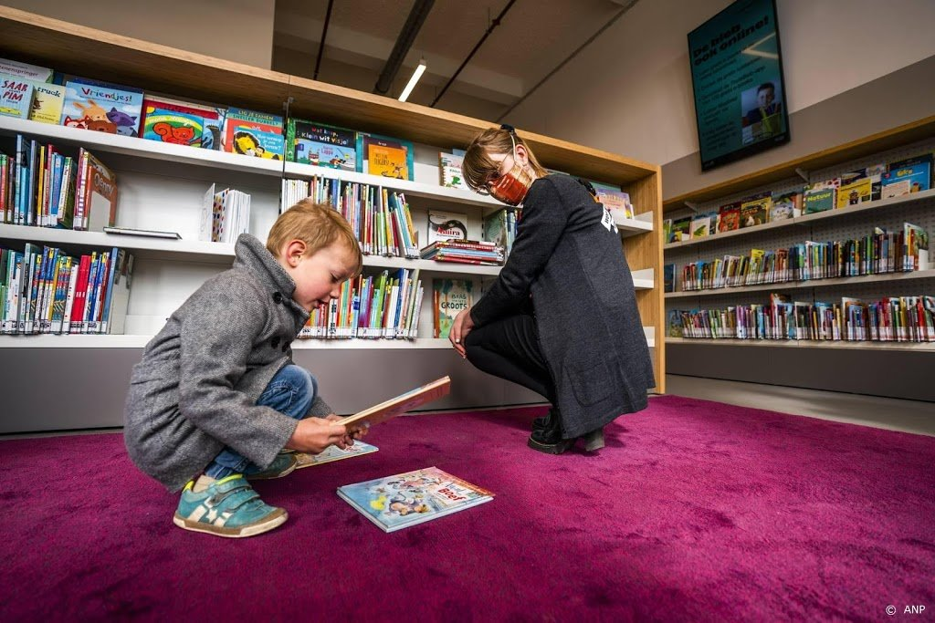 Rutte: bibliotheken mogen op 20 mei open