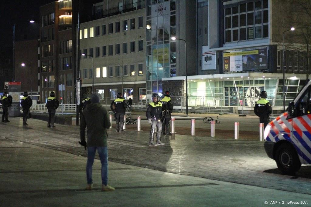 Enschedees ziekenhuis aangevallen door relschoppers