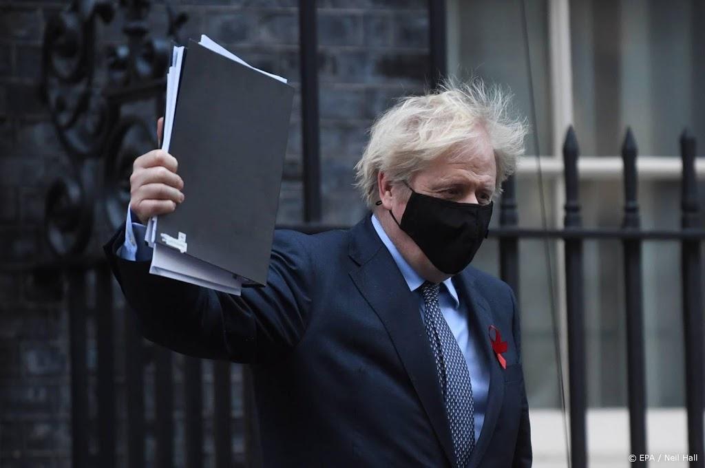 Brits parlement akkoord met regionaal beperkingssysteem Engeland