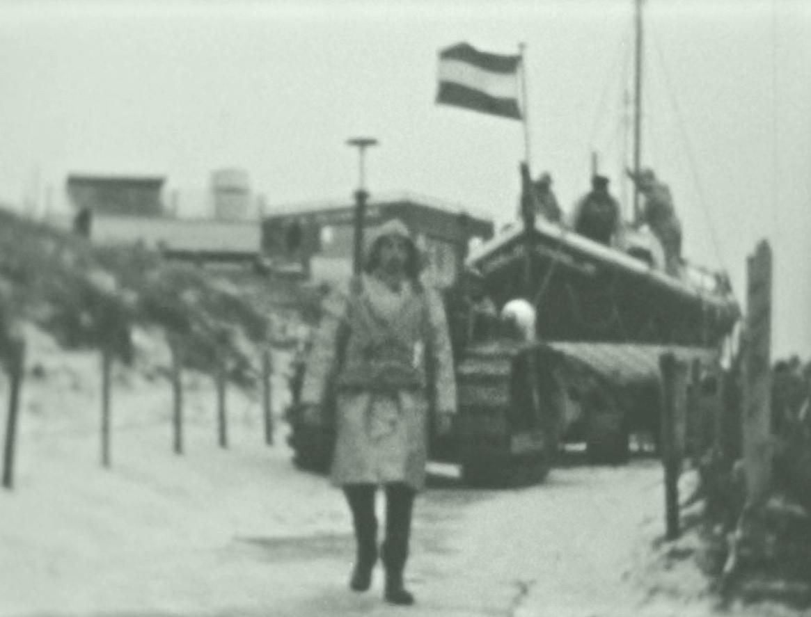 Bewegend Verleden: KNRM-reddingboot Ubbo uit Egmond aan Zee [video]