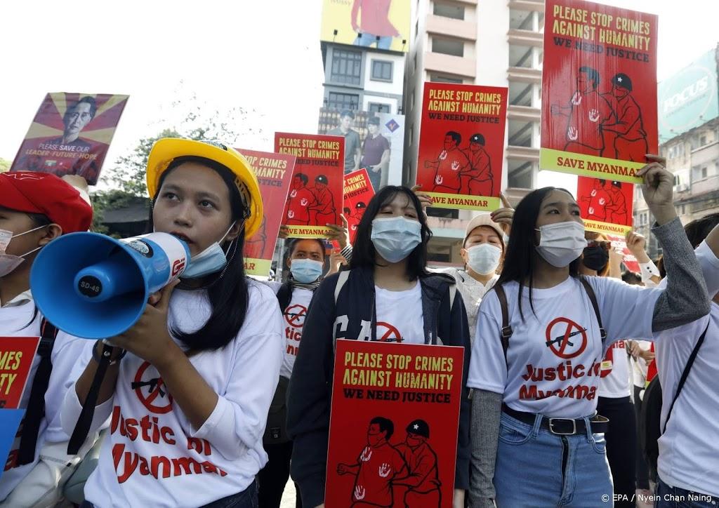 Opnieuw Amerikaanse sancties tegen legerleiders Myanmar