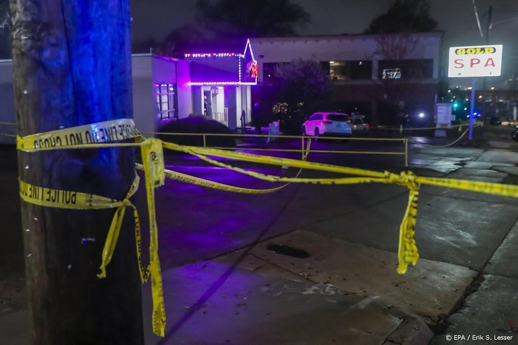 Schutter Atlanta pleit schuldig aan vier moorden