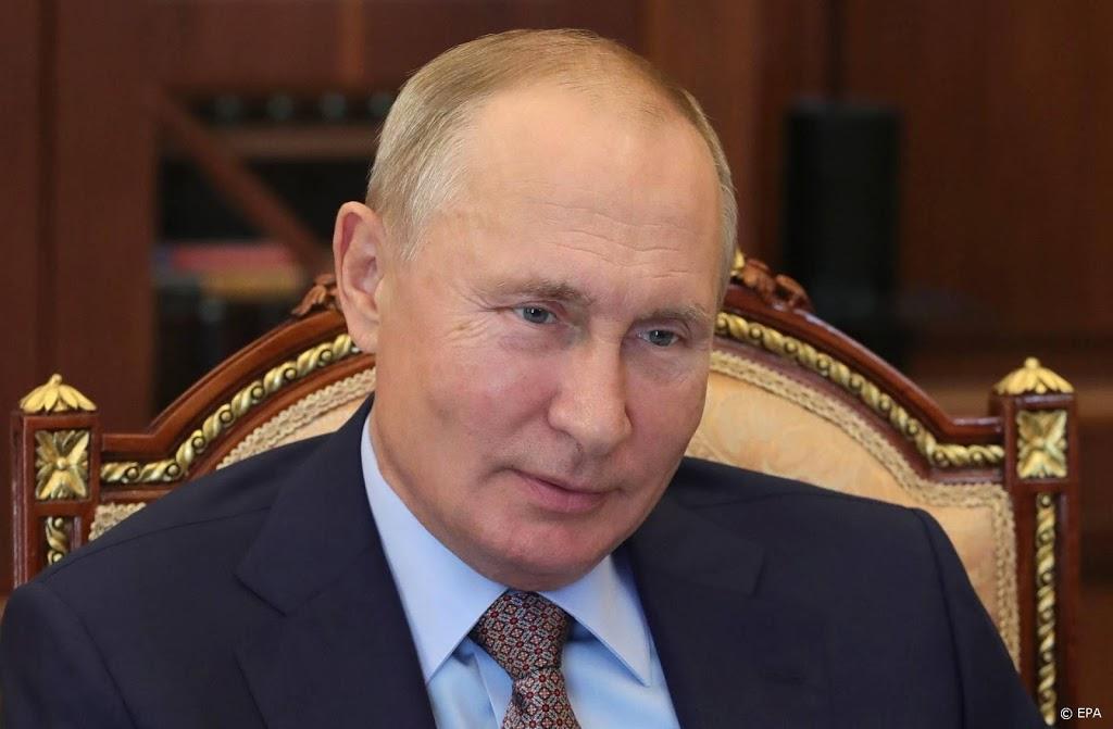 Poetin heeft niet naar debat Biden - Trump gekeken