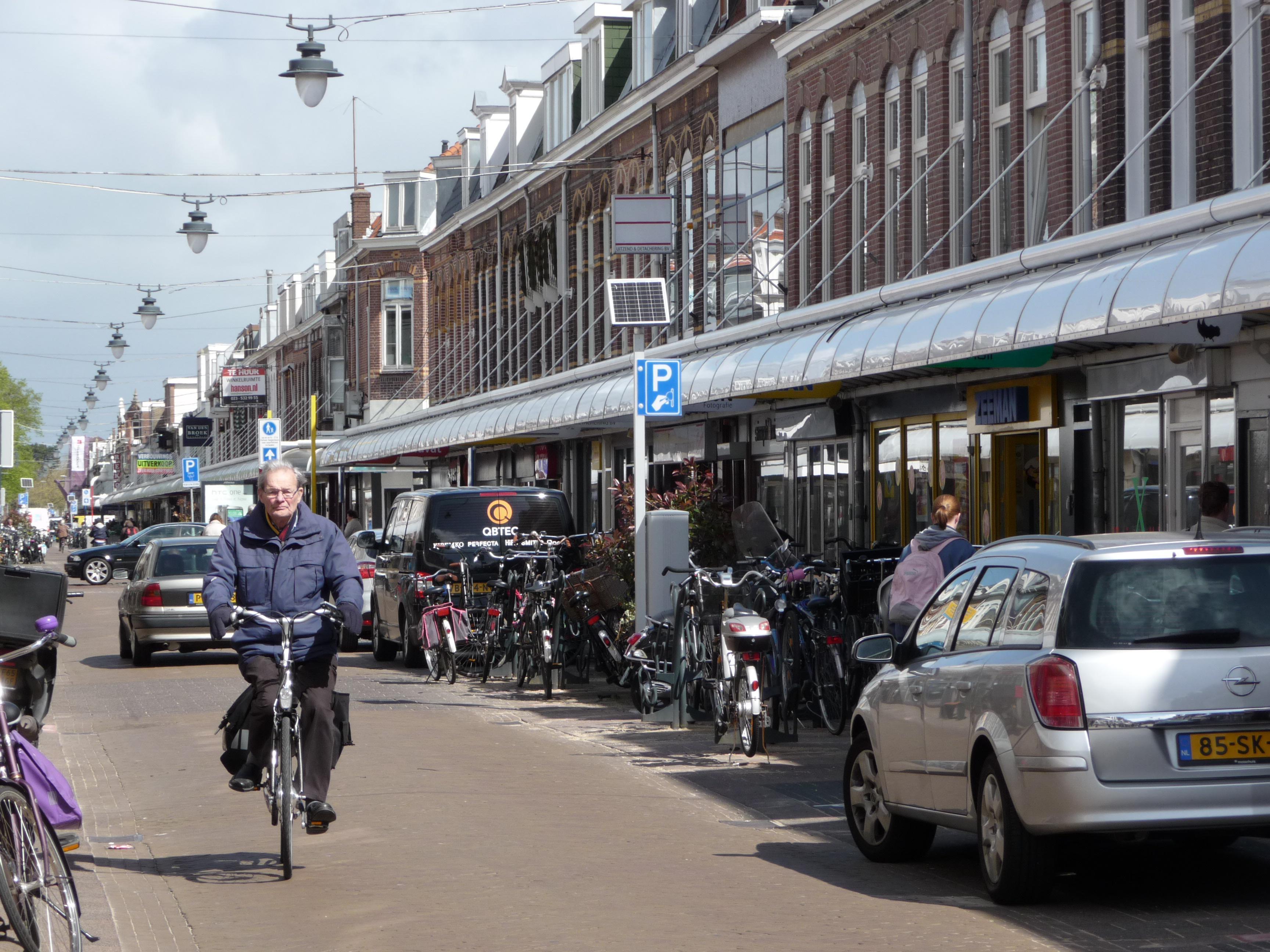 Cronjé krijgt 5,9 voor horeca-aanbod: 76 plannen om Haarlemse winkelgebieden aantrekkelijker te maken