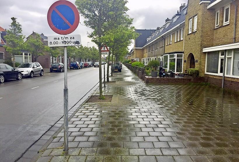 Parkeren aan de zuidzijde van de Ruyghweg in Den Helder wordt gelegaliseerd