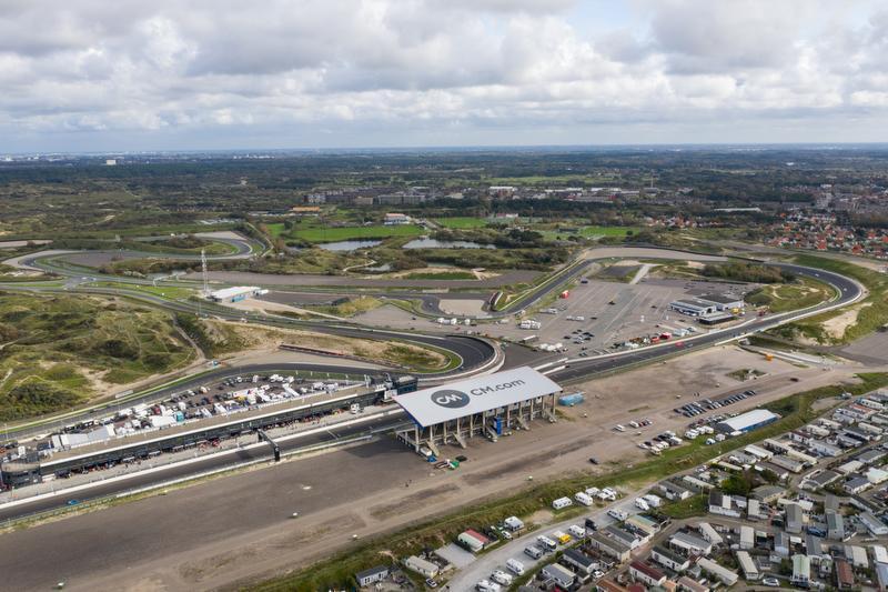 Verkeersinfarct voorkomen: '50.000 fans op fiets naar de Grand Prix van Zandvoort'