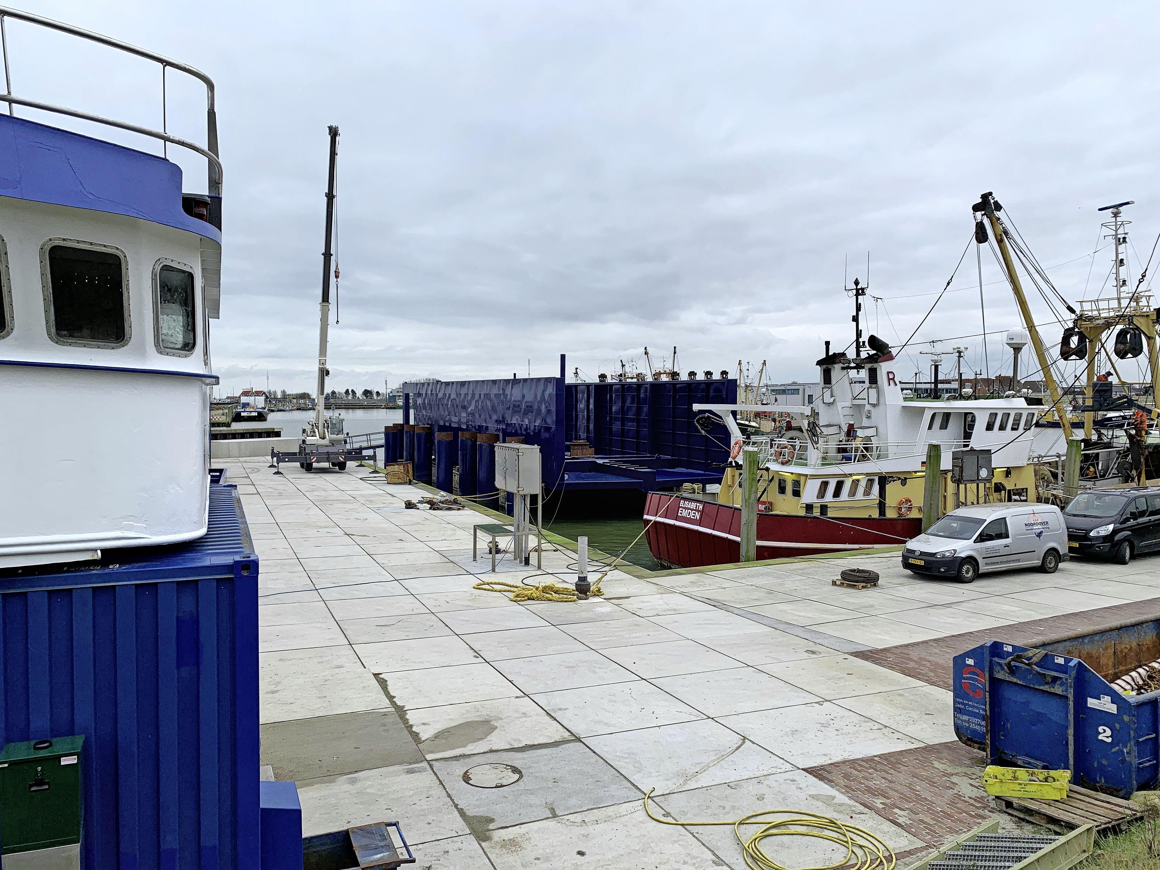 Zorgen over werkgelegenheid door verbod Engelse vissersschepen in havens Den Oever en Den Helder