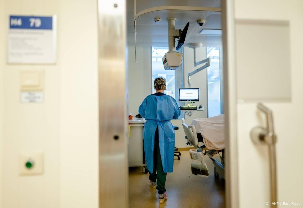 Aantal coronapatiënten in ziekenhuizen loopt op tot 533