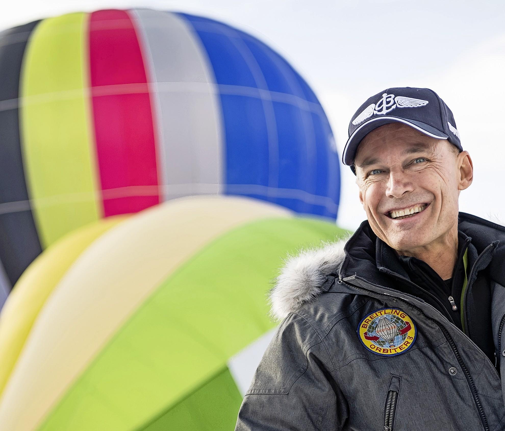 Eerst vloog Bertrand Piccard in een ballon de wereld over, nu wil hij duurzaamheid mainstream maken
