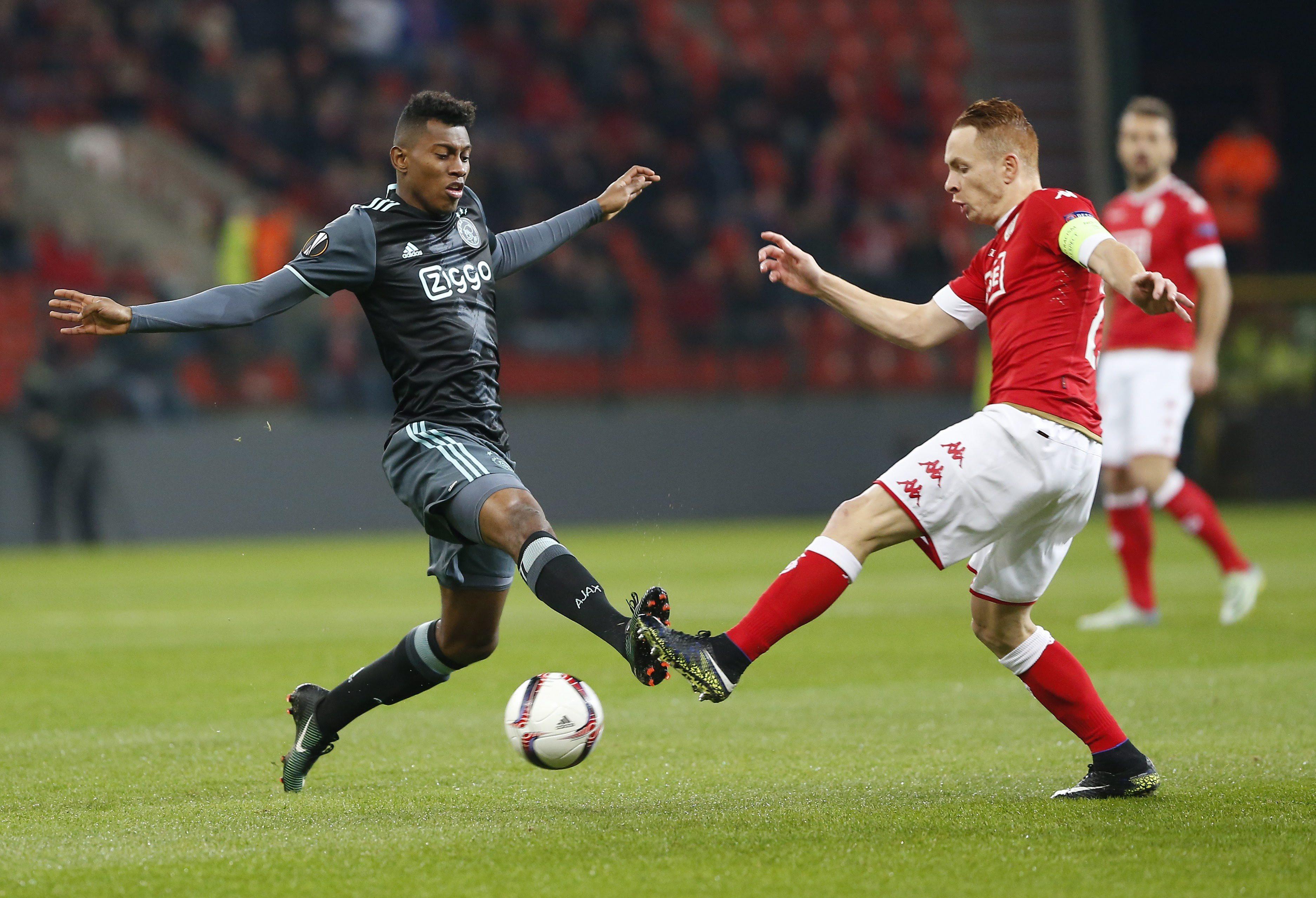 Ajax verkoopt spits Mateo Cassierra aan Belenenses