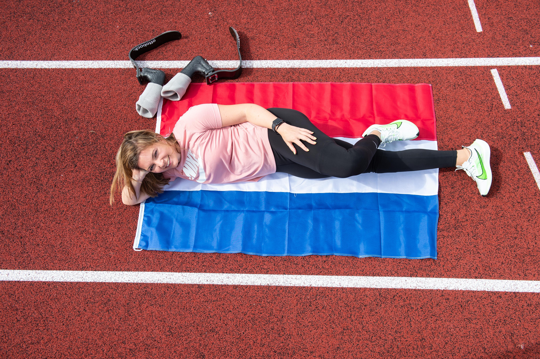 Purmerendse 'Blade Babe' Marlou van Rhijn over haar strijd tegen de hokjes: 'Alsof ik als paralympisch atlete een verhaal móést ophangen over een zware tijd in ziekenhuizen'