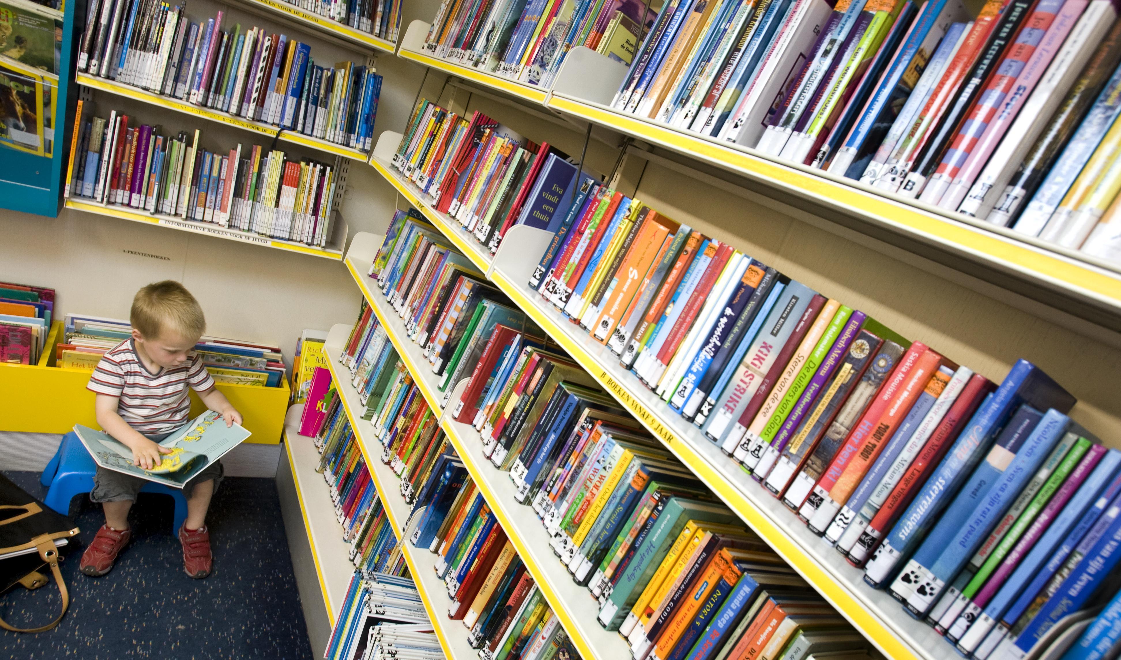 'Kwart van de kinderen leest nooit in hun vrije tijd'