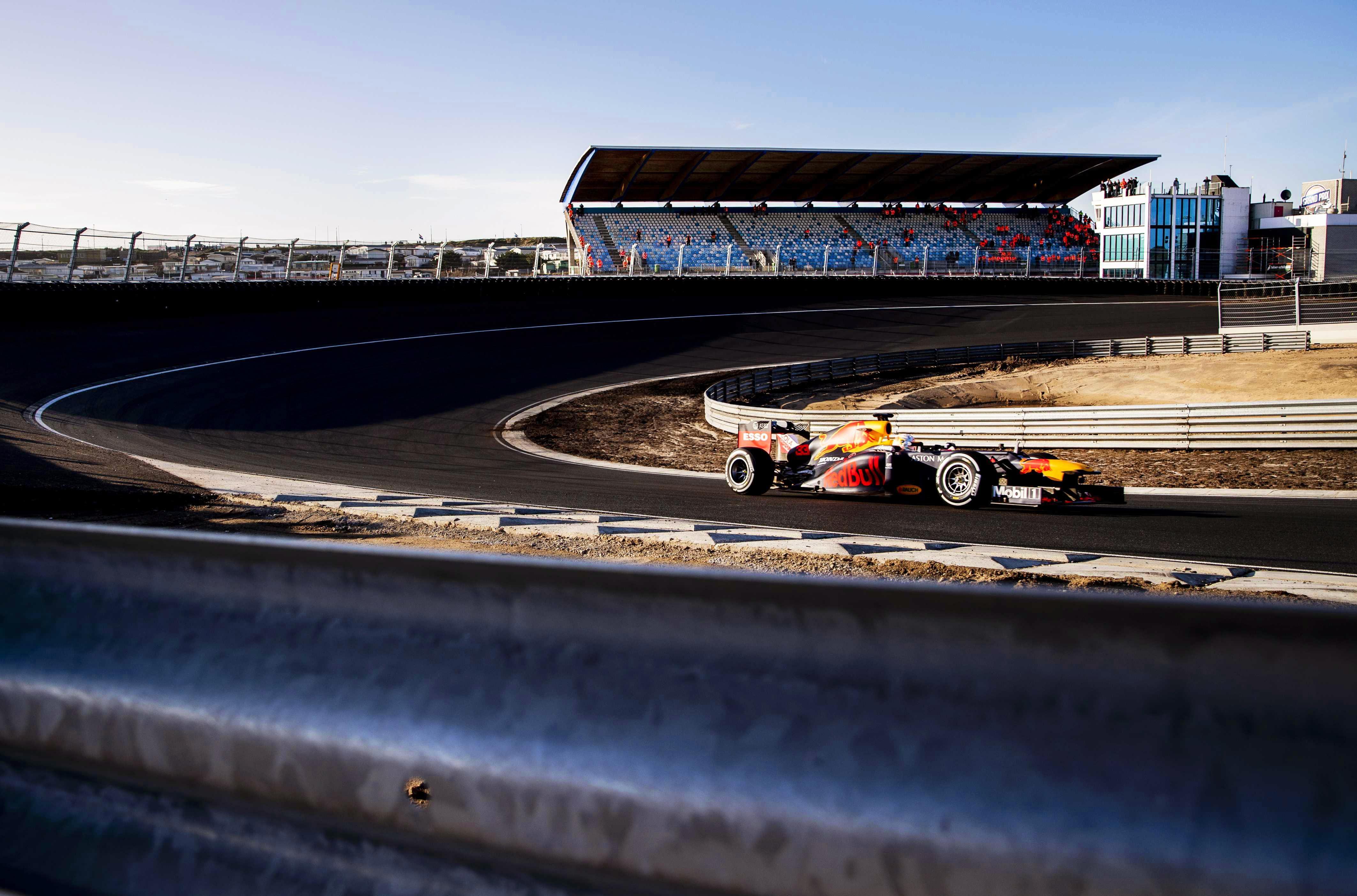 Ineens regent het klachten over racelawaai vanuit Zandvoort
