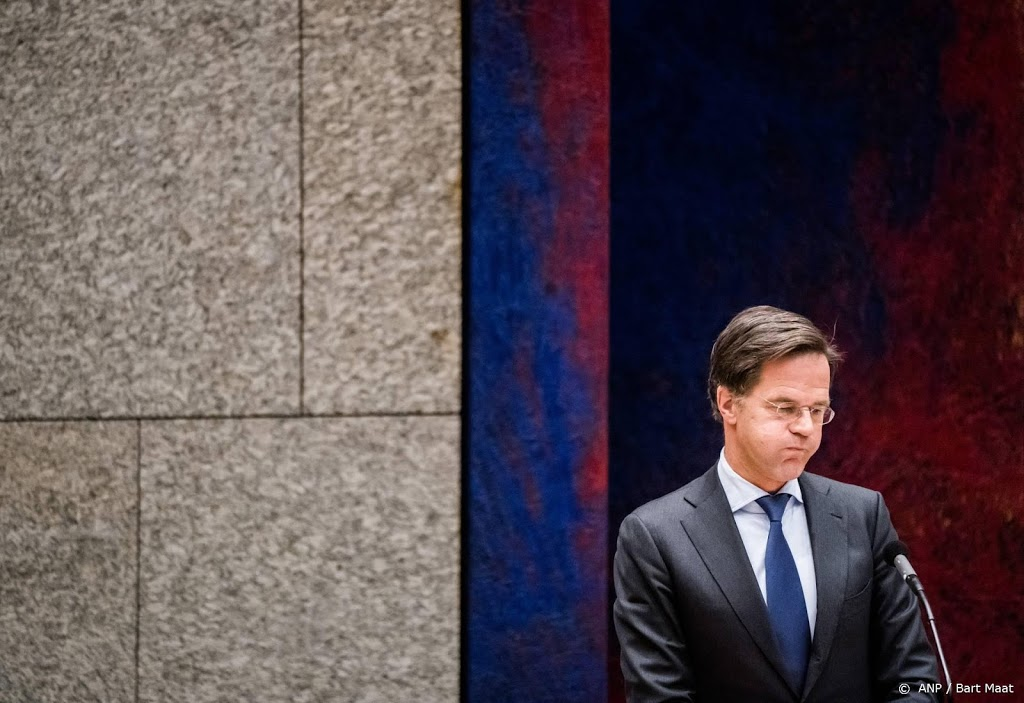 Kabinet Rutte III treedt af om toeslagenaffaire