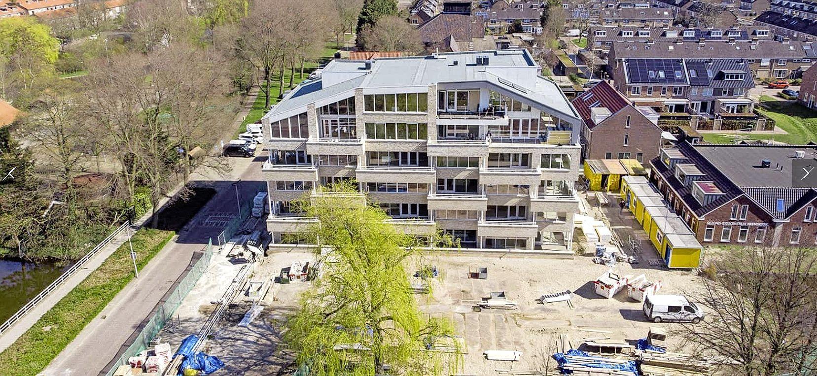Appartementen met een huurprijs vanaf 1.615 euro per maand in Heemskerk