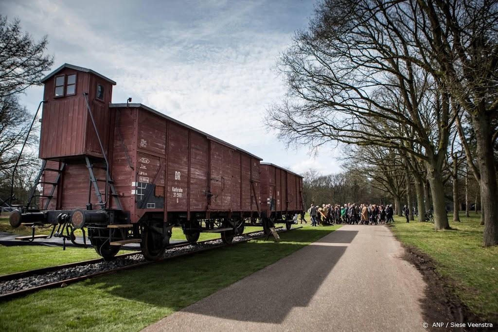 Vijf plekken Kamp Westerbork benoemd tot 'object van herinnering'