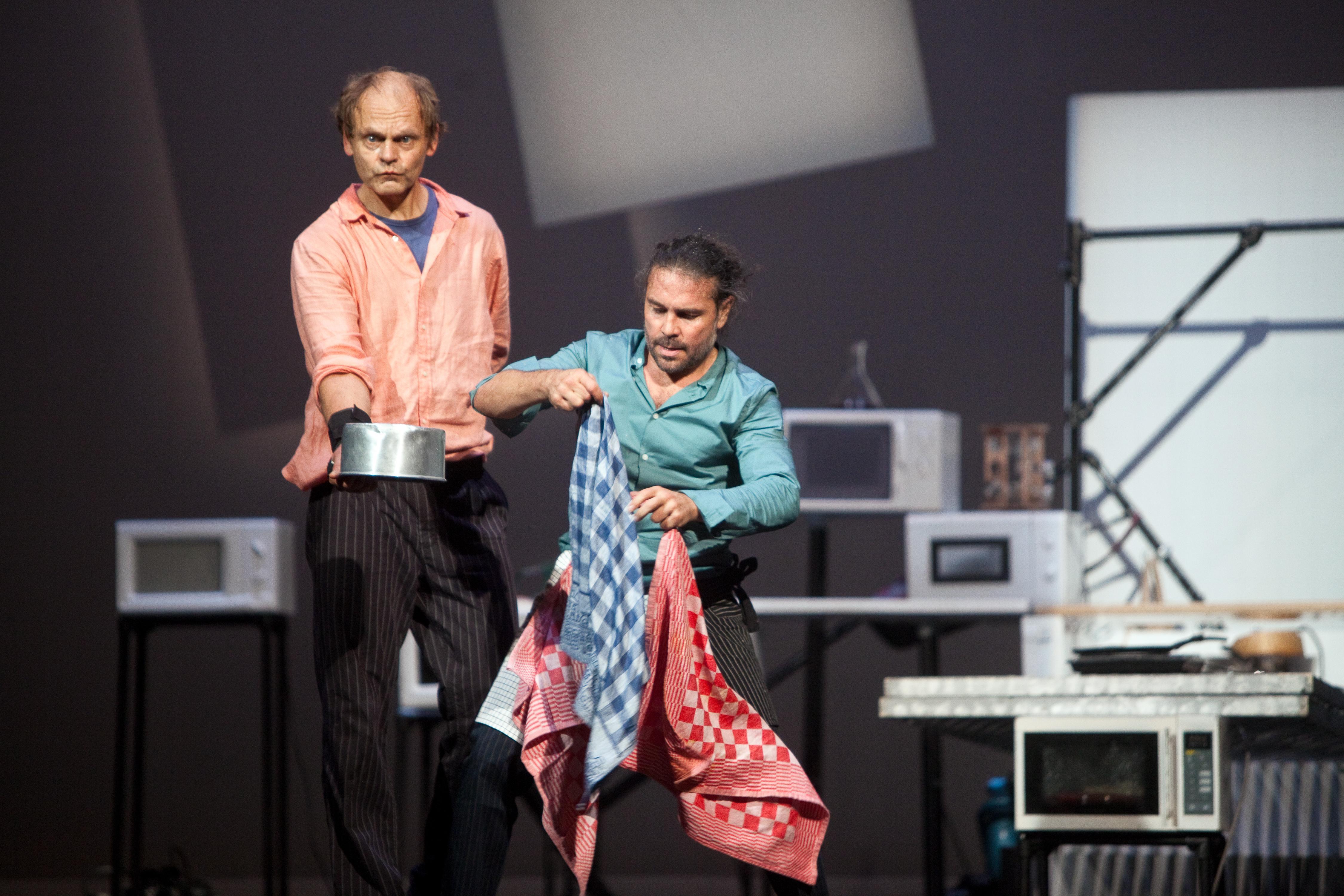 Stadsschouwburg Velsen en Kennemer Theater kunnen voorlopig zo'n honderd bezoekers blijven ontvangen