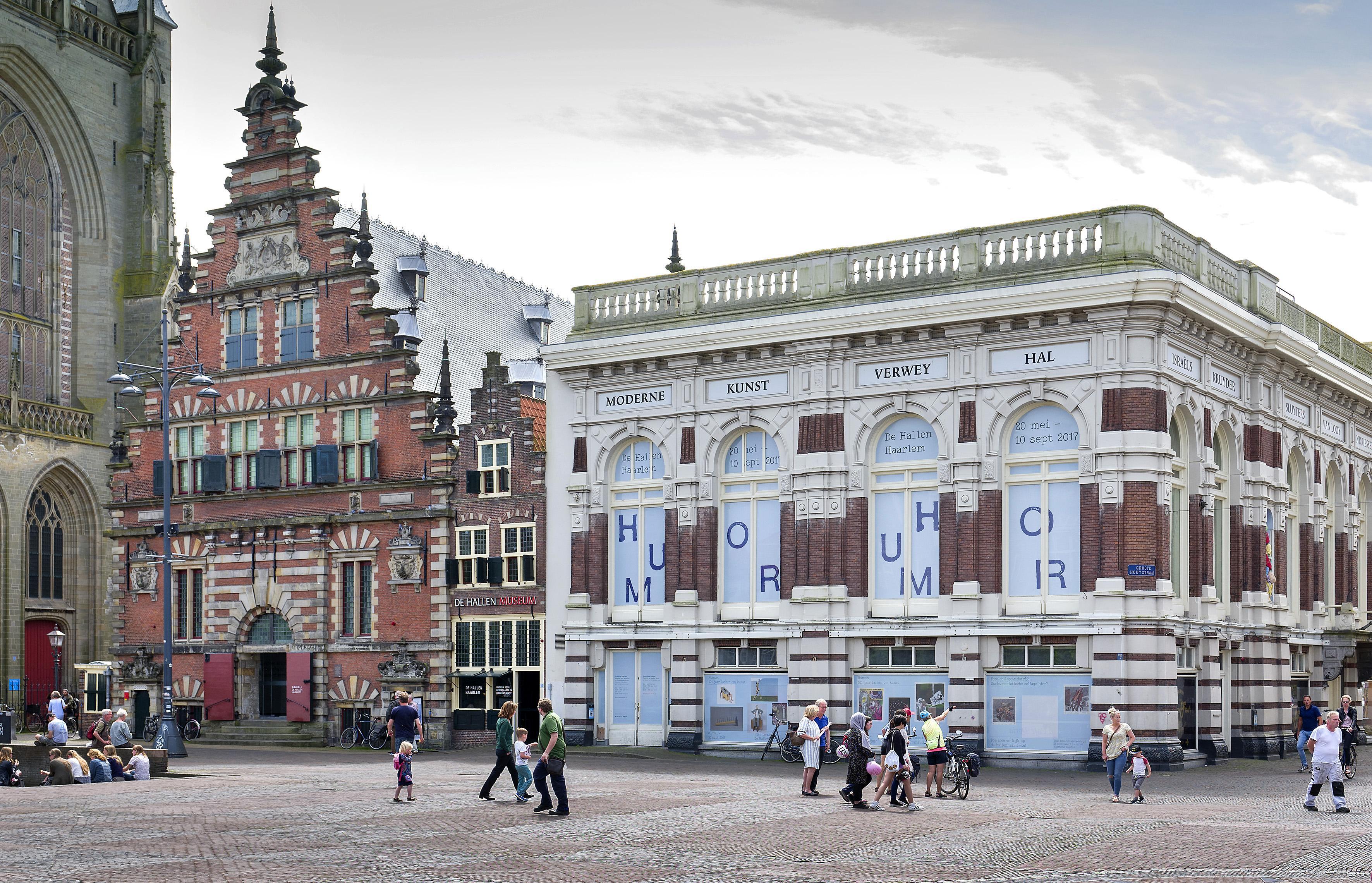 Frans Halsmuseum Haarlem mag van Raad van State aan de Grote Markt blijven