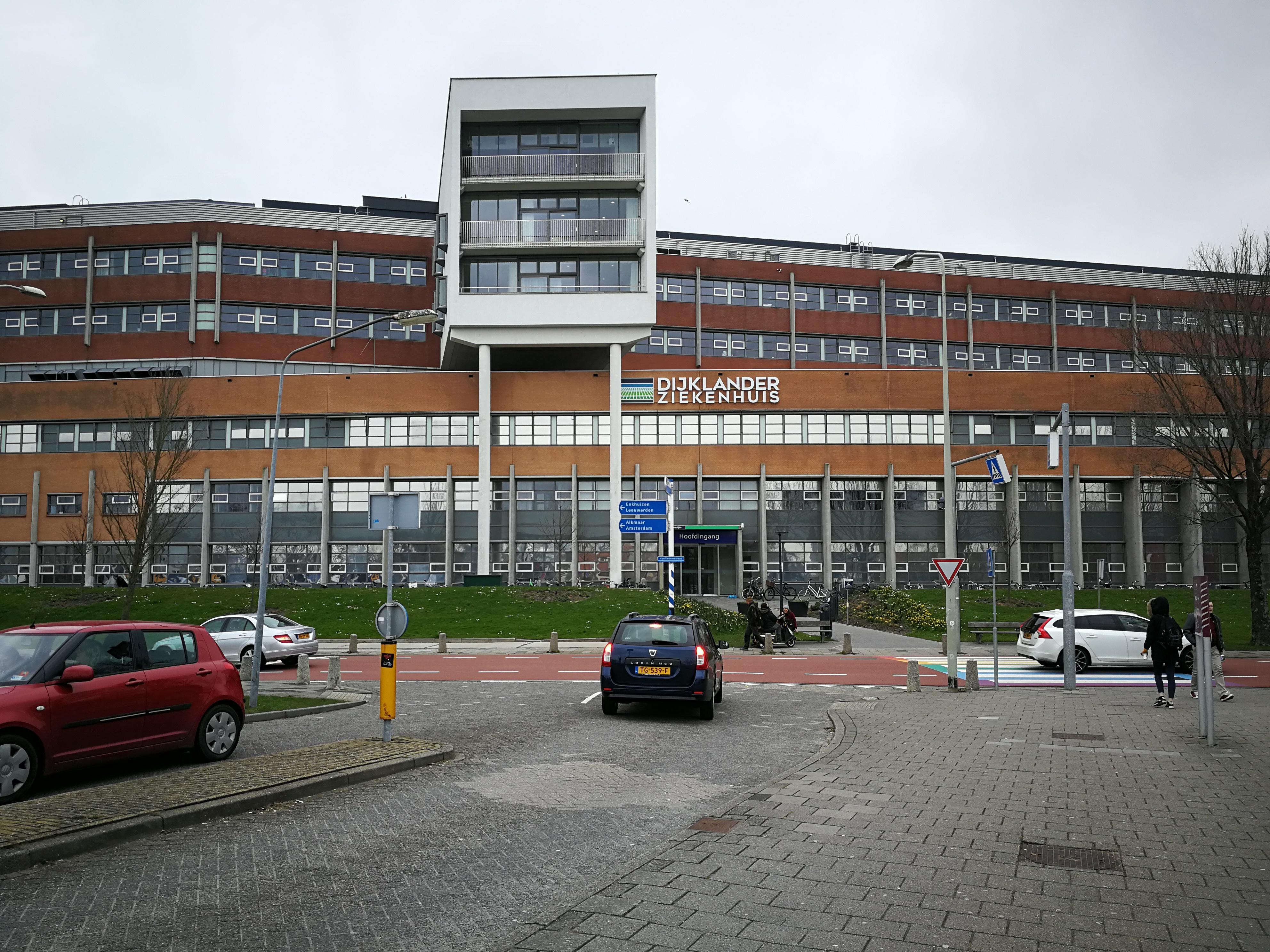 Teller voor Dijklander Ziekenhuis staat op 71 coronapatiënten uit West-Friesland