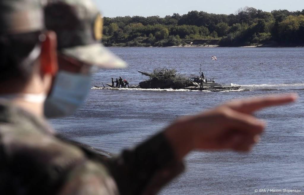 Kremlin: Russische troepen bij grens Oekraïne zijn geen dreiging