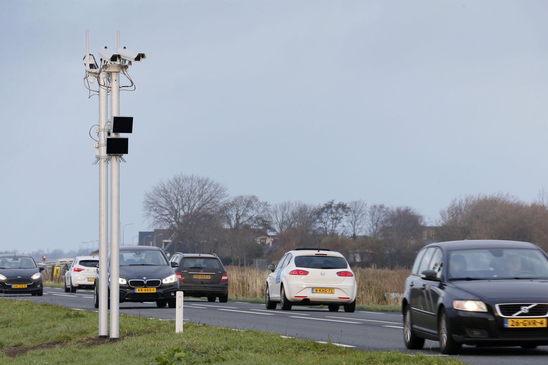 Trajectcontrole op N9 loopt opnieuw vertraging op. Naar verwachting gaat het systeem half januari echt aan