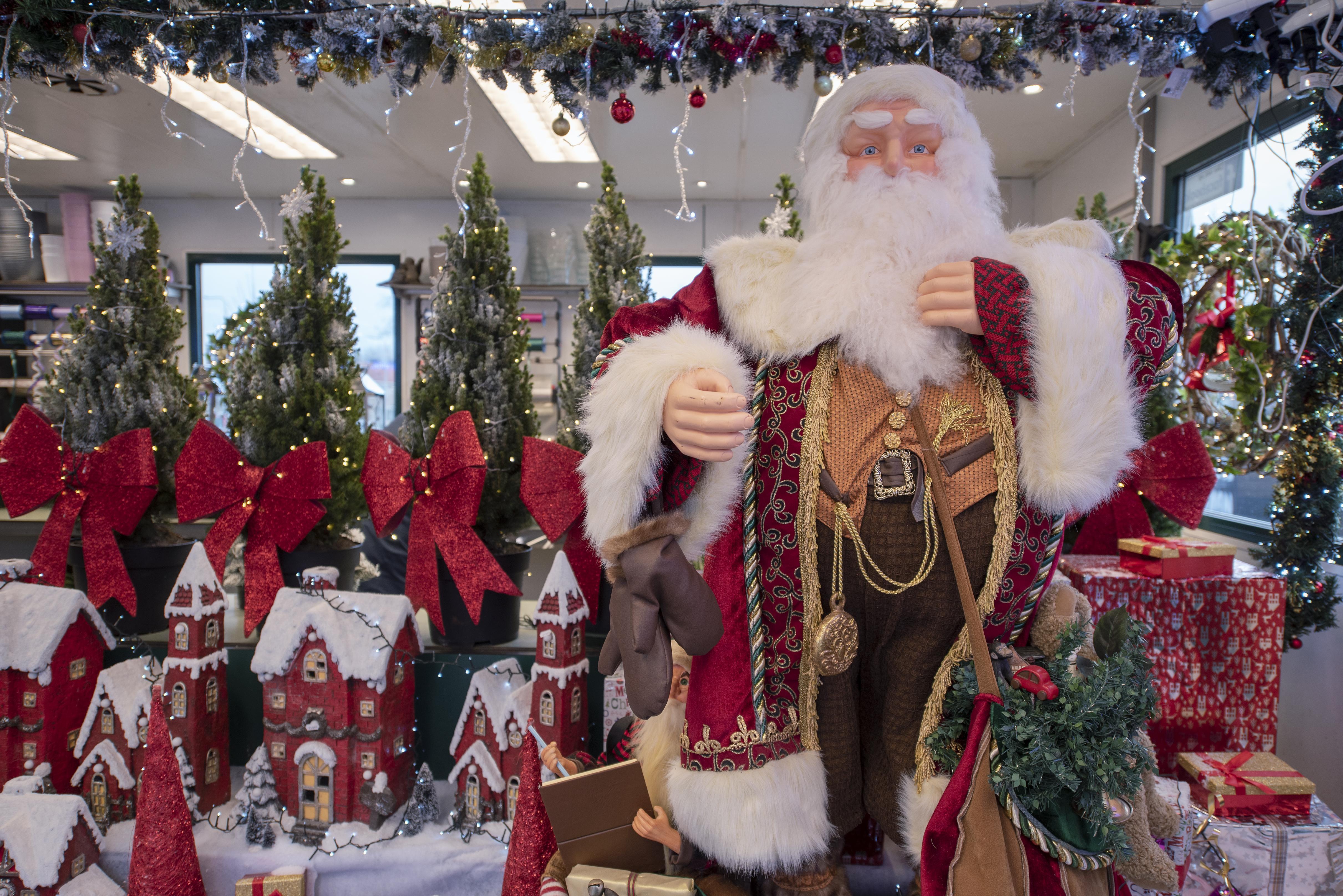 Magisch moment: kerst in huis, 'Het is geen geheim, ik hou van de kerst'