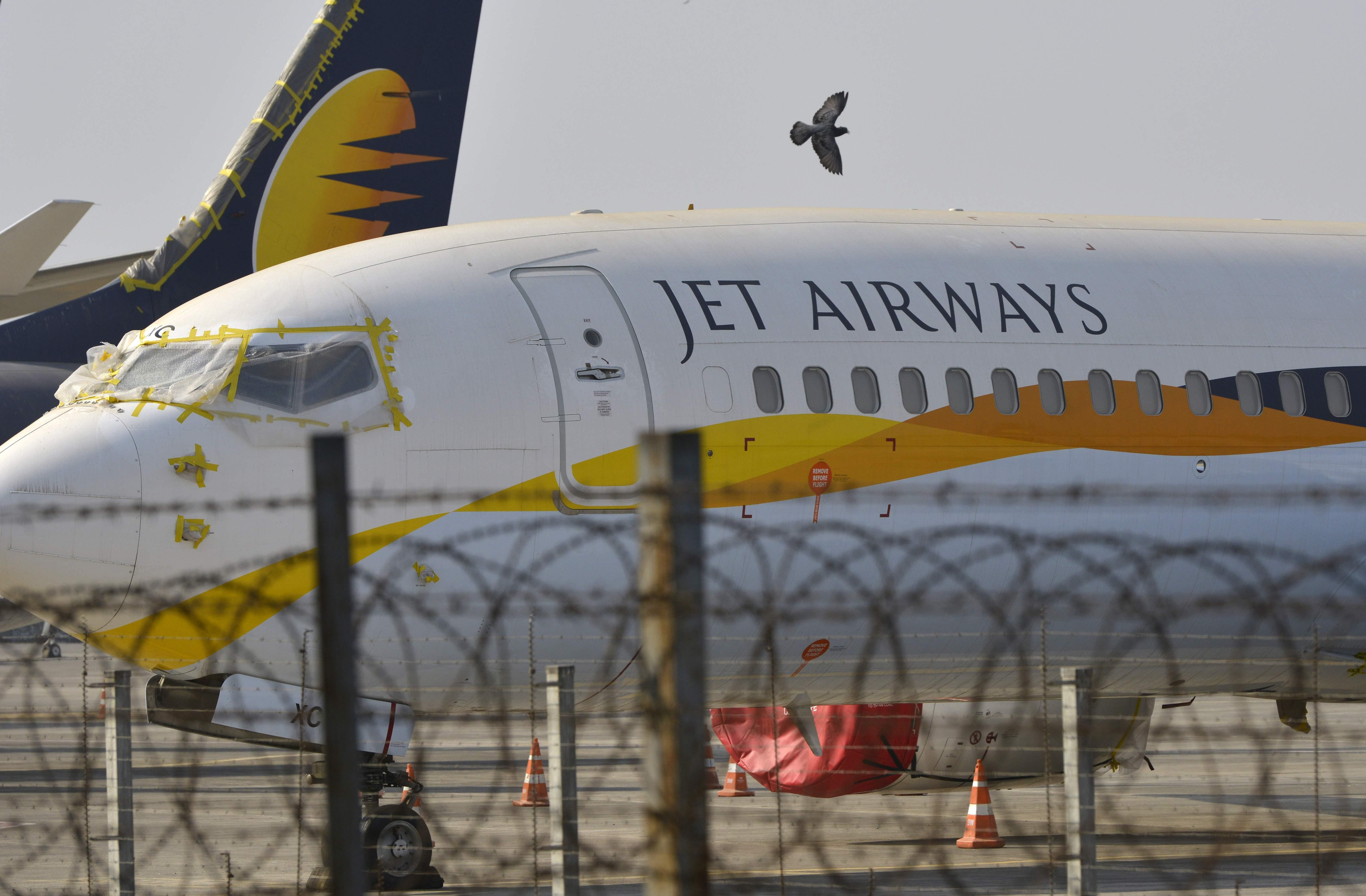 Jet Airways schrapt internationale vluchten