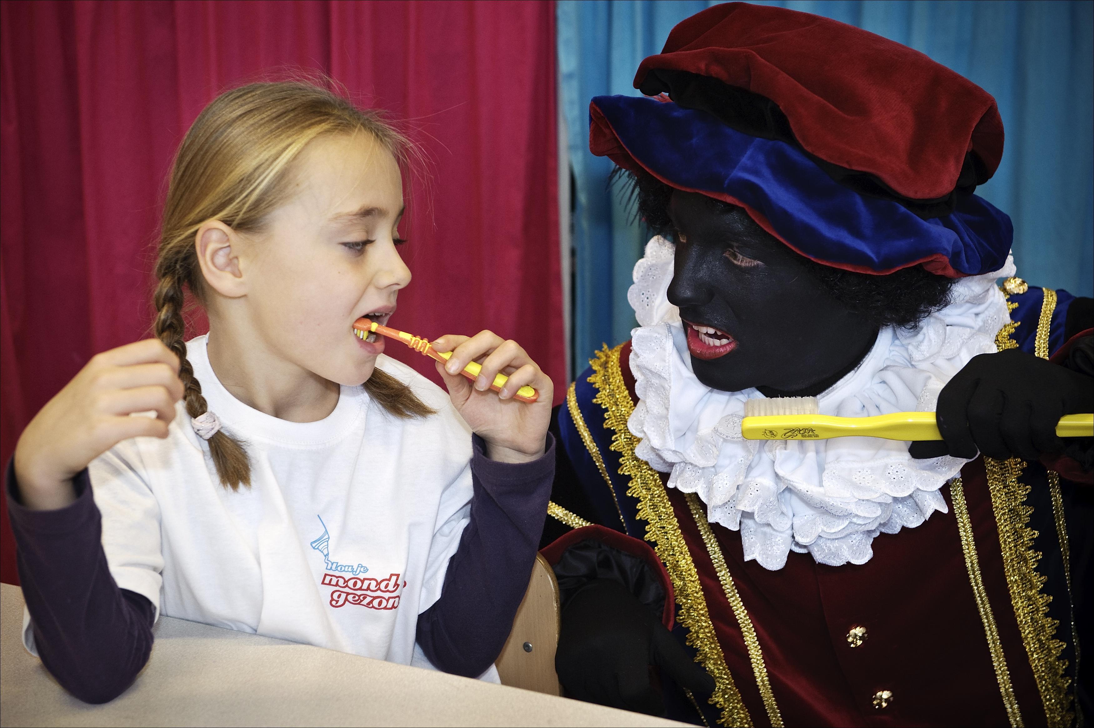 Scholen in de regio willen dit jaar een andere Piet
