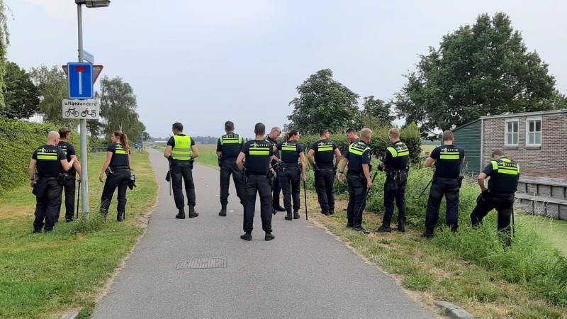 Politie zoekt fietser die mogelijk Dimitri uit Hoorn in de nacht van zijn dood heeft gezien