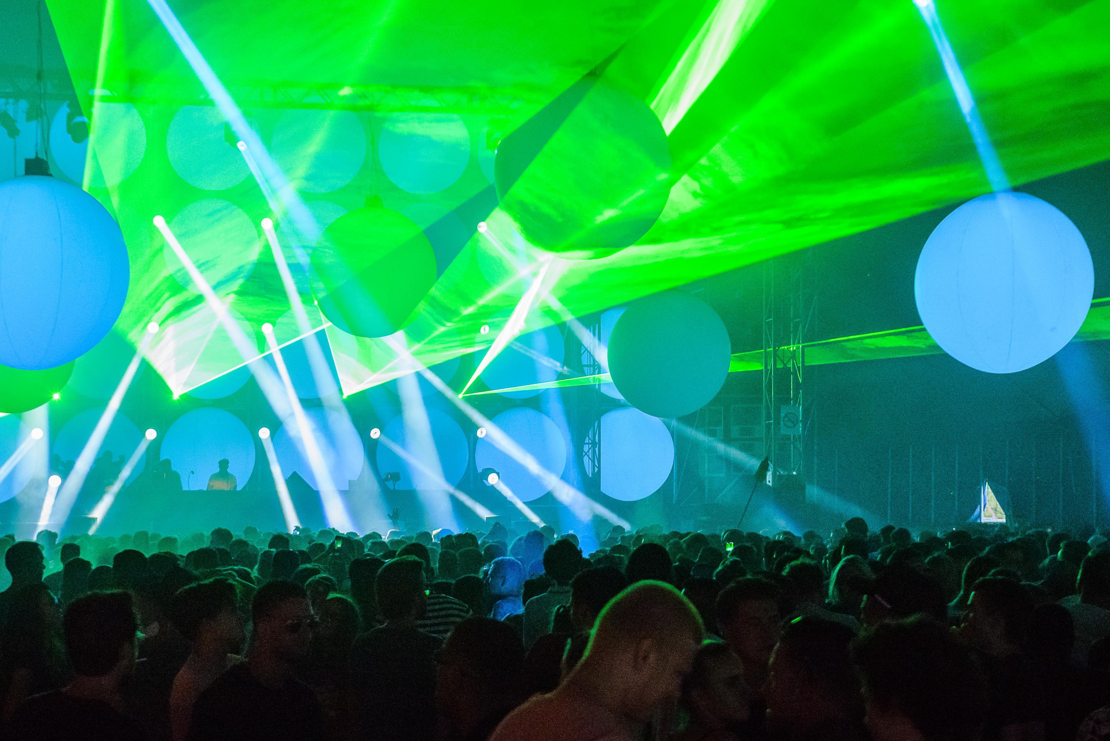 Festival in Twiske mag van Zaanstad